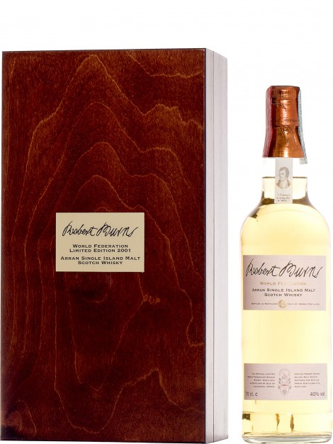 Arran Robert Burns Limited Edition